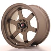 "Jante JAPAN RACING JR12 16"" x 9"" 4x114,3 4x100 ET 10 Bronze"