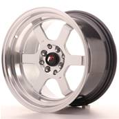 "Jante JAPAN RACING JR12 16"" x 9"" 4x100 4x114,3 ET 10 Silver"