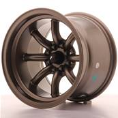 "Jante JAPAN RACING JR19 15"" x 10,5"" 4x100 4x114,3 ET -32 Bronze"