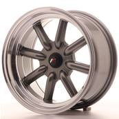 "Jante JAPAN RACING JR19 16"" x 8"" Multi Perçage ET -20-0 Gun metal"
