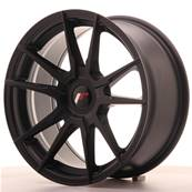 "Jante JAPAN RACING JR21 17"" x 8"" Multi Perçage ET 35 Black"