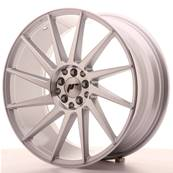 "Jante JAPAN RACING JR22 19"" x 8,5"" 5x114,3 5x112 ET 40 Silver Machined Face"