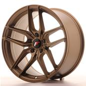 "Jante JAPAN RACING JR25 19"" x 9,5"" 5x120 ET 35 Bronze"