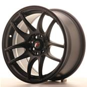 "Jante JAPAN RACING JR29 16"" x 8"" 4x108 4x100 ET 28 Black"