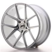 "Jante JAPAN RACING JR30 19"" x 9,5"" 5x120 ET 35 Machined Face Silver"
