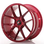 "Jante JAPAN RACING JR30 19"" x 9,5"" Multi Perçage ET 20-40 Red"