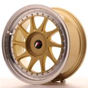 "Jante JAPAN RACING JR26 18"" x 8,5"" Multi Perçage ET 20-40 Gold"