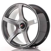 "Jante JAPAN RACING JR32 18"" x 8,5"" Multi Perçage ET 20-38 Hiper Black"