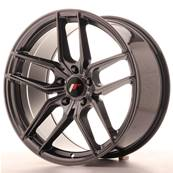 "Jante JAPAN RACING JR25 19"" x 9,5"" 5x120 ET 35 Hiper Black"