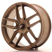 "Jante JAPAN RACING JR25 20"" x 8,5"" Multi Perçage ET 20-40 Bronze"