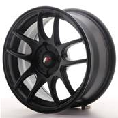 "Jante JAPAN RACING JR29 15"" x 7"" 4x100 4x98 4x114,3 4x108 ET 20-35 Black"