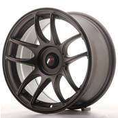 "Jante JAPAN RACING JR29 16"" x 8"" Multi Perçage ET 20-28 Bronze"