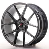 "Jante JAPAN RACING JR30 19"" x 8,5"" Multi Perçage ET 35-40 Hiper Black"
