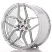 "Jante JAPAN RACING JR34 20"" x 10,5"" 5x120 ET 35 Machined Face Silver"