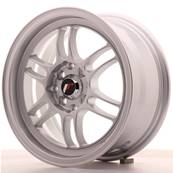 "Jante JAPAN RACING JR7 15"" x 7"" 4x114,3 4x100 ET 38 Silver"