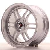 "Jante JAPAN RACING JR7 15"" x 8"" 4x100 ET 35 Silver"