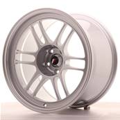 "Jante JAPAN RACING JR7 18"" x 10,5"" 5x114,3 ET 15 Silver"