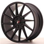 "Jante JAPAN RACING JR22 18"" x 7,5"" 5x120 5x100 ET 35 Black"