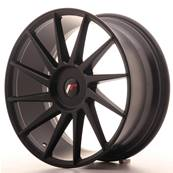 "Jante JAPAN RACING JR22 19"" x 8,5"" Multi Perçage ET 20-40 Black"