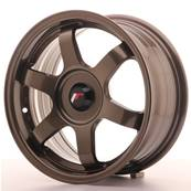 "Jante JAPAN RACING JR3 15"" x 7"" Multi Perçage ET 35 Bronze"