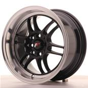 "Jante JAPAN RACING JR7 15"" x 8"" 4x114,3 4x100 ET 35 Black"