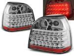 Paire de feux arriere VW Golf 3 91-97 chrome led