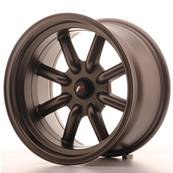 "Jante JAPAN RACING JR19 16"" x 9"" Multi Perçage ET -220 Bronze"