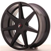 "Jante JAPAN RACING JR20 20"" x 8,5"" Multi Perçage ET 20-40 Black"