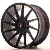 "Jante JAPAN RACING JR22 19"" x 9,5"" Multi Perçage ET 20-40 Black"