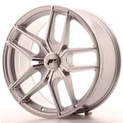 "Jante JAPAN RACING JR25 19"" x 8,5"" Multi Perçage ET 40 Machined Face Silver"