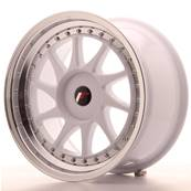 "Jante JAPAN RACING JR26 17"" x 9"" Multi Perçage ET 20-35 White"