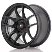 "Jante JAPAN RACING JR29 15"" x 8"" 4x100 4x98 4x114,3 4x108 ET 28 Black"