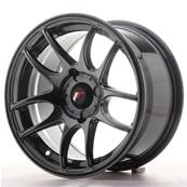 "Jante JAPAN RACING JR29 15"" x 8"" 4x108 4x100 4x98 4x114,3 ET 28 Hiper Black"