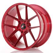 "Jante JAPAN RACING JR30 20"" x 10"" Multi Perçage ET 20-40 Red"
