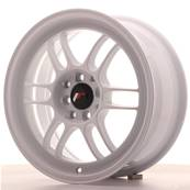 "Jante JAPAN RACING JR7 16"" x 7"" 4x100 4x114,3 ET 38 White"