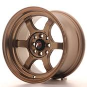 "Jante JAPAN RACING JR12 15"" x 8,5"" 4x100 4x114,3 ET 13 Bronze"