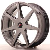 "Jante JAPAN RACING JR20 20"" x 8,5"" Multi Perçage ET 20-40 Hiper Black"