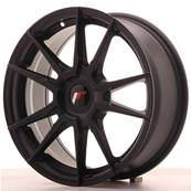 "Jante JAPAN RACING JR21 17"" x 7"" Multi Perçage ET 25-40 Black"