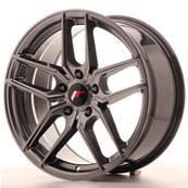 "Jante JAPAN RACING JR25 18"" x 8,5"" 5x112 ET 40 Hiper Black"