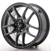 "Jante JAPAN RACING JR29 16"" x 7"" 4x108 4x100 ET 40 Hiper Black"