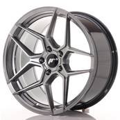 "Jante JAPAN RACING JR34 19"" x 9,5"" 5x120 ET 35 Hiper Black"