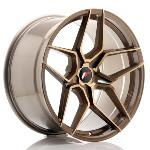 "Jante JAPAN RACING JR34 20"" x 10,5"" Multi Perçage ET 20-35 Bronze"