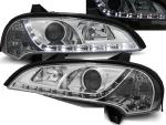 Paire de feux phares Opel Tigra 94-00 Daylight led chrome