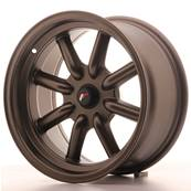"Jante JAPAN RACING JR19 16"" x 8"" Multi Perçage ET -20-0 Bronze"