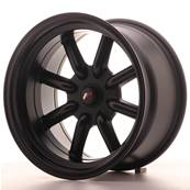 "Jante JAPAN RACING JR19 16"" x 9"" Multi Perçage ET -220 Black"