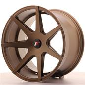 "Jante JAPAN RACING JR20 19"" x 11"" Multi Perçage ET 25-40 Bronze"
