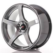 "Jante JAPAN RACING JR32 18"" x 8,5"" 5x100 ET 38 Hiper Black"