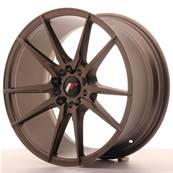 "Jante JAPAN RACING JR21 18"" x 8,5"" 5x100 5x120 ET 35 Bronze"