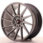 "Jante JAPAN RACING JR22 18"" x 8,5"" 5x112 5x114,3 ET 40 Hiper Black"