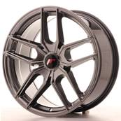 "Jante JAPAN RACING JR25 19"" x 8,5"" Multi Perçage ET 40 Hiper Black"